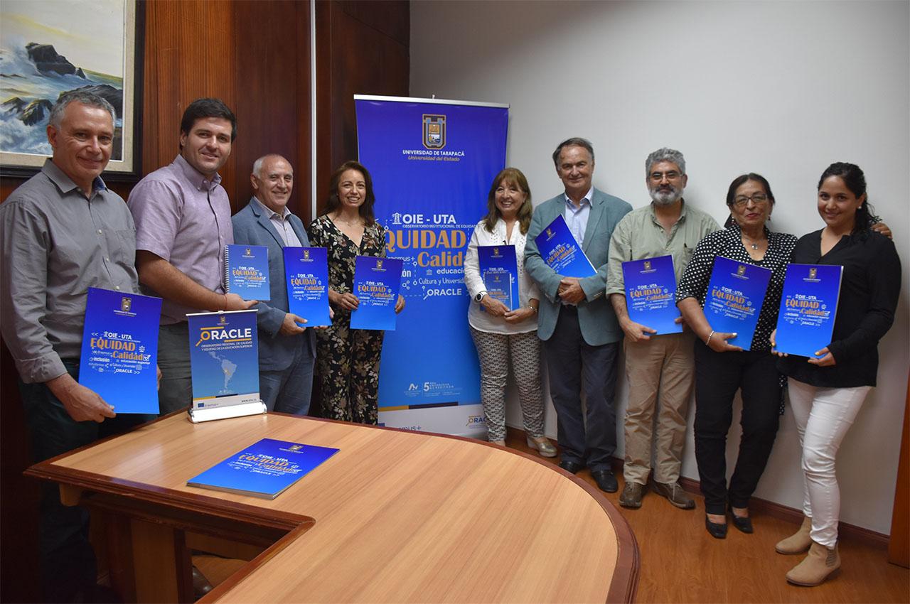 Foto Noticia Lanzamiento Observatorio Institucional de Equidad