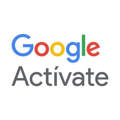 Acceso a cursos de google Actívate